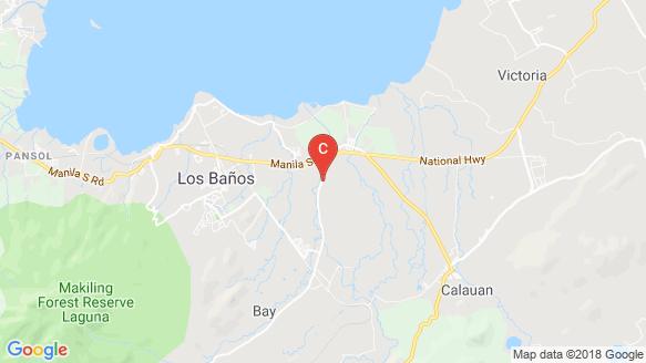 Istana Lovina location map