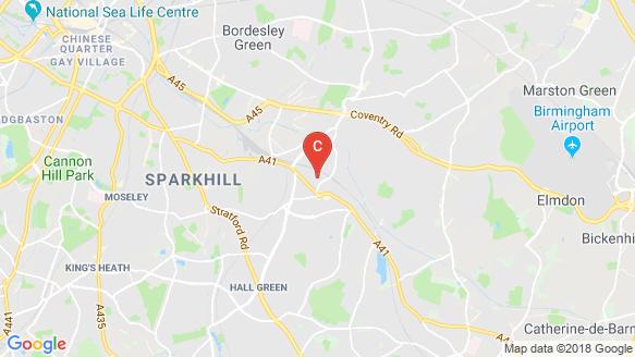 Trivelles Goldcrest Suites peta lokasi